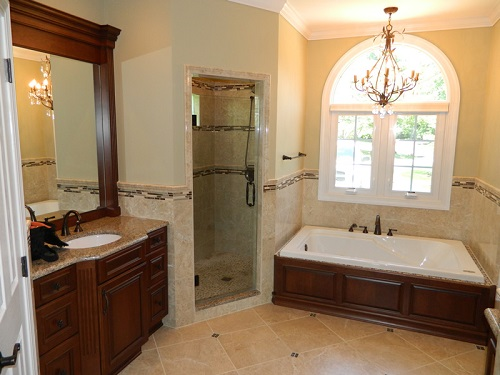 Bathroom Lighting Fixtures in Lake Norman, North Carolina