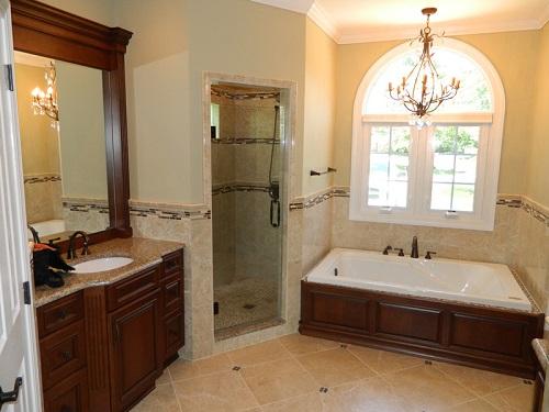 Bathroom Faucets Charlotte Nc bathroom renovations | carolinas custom kitchen & bath center