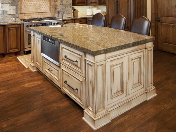 Making the Most of Your Kitchen Island | Carolinas Custom ...