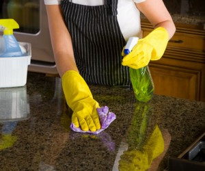 Maintenance to Keep Your Granite Countertops New