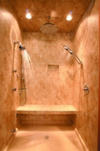 How Chic Is Your Shower? Ideas for Custom Showers