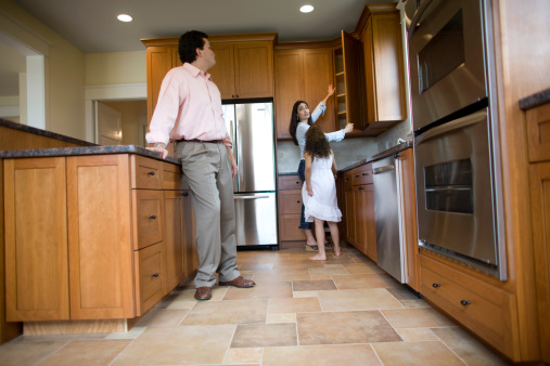 Five Types of Kitchen Flooring & Their Pros & Cons ...