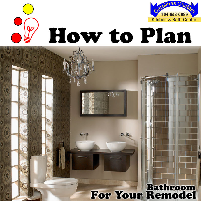 How to Plan for Your Bathroom Remodel