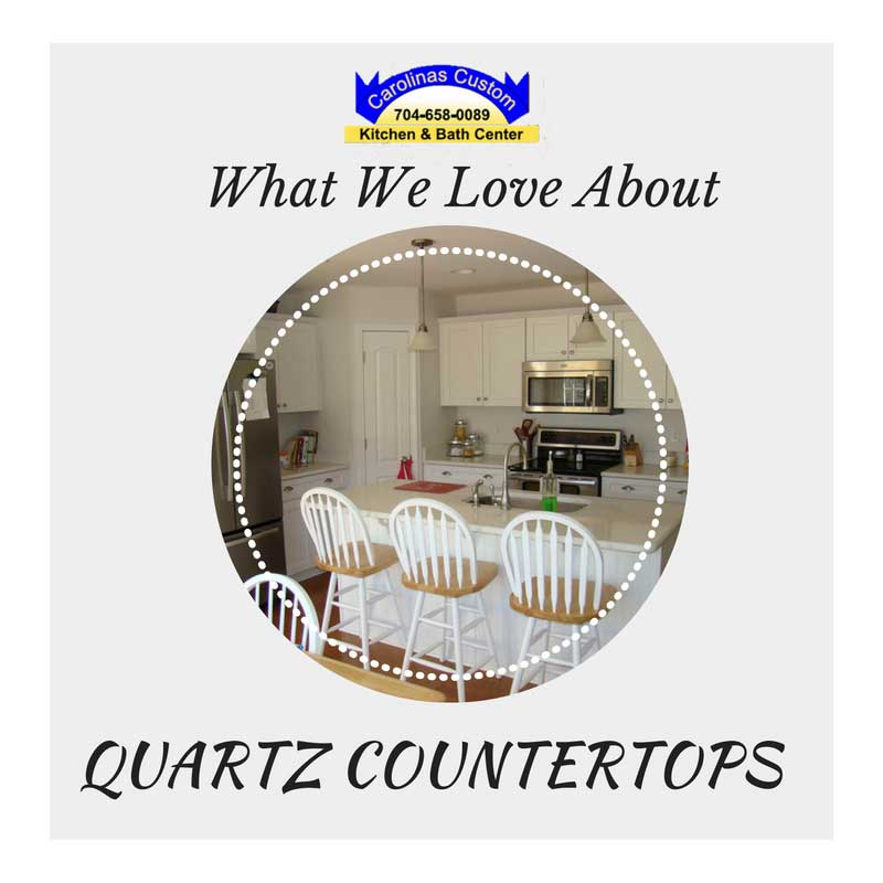 What We Love About Quartz Counter Tops