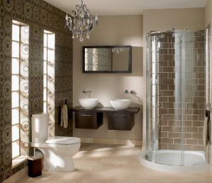 A Custom Shower That Matches Your Style Can Take Ordinary Bathroom And Transform It Into