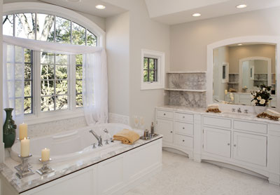Custom Bathroom in Huntersville, North Carolina