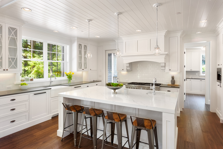 The Main Benefits of Kitchen Islands