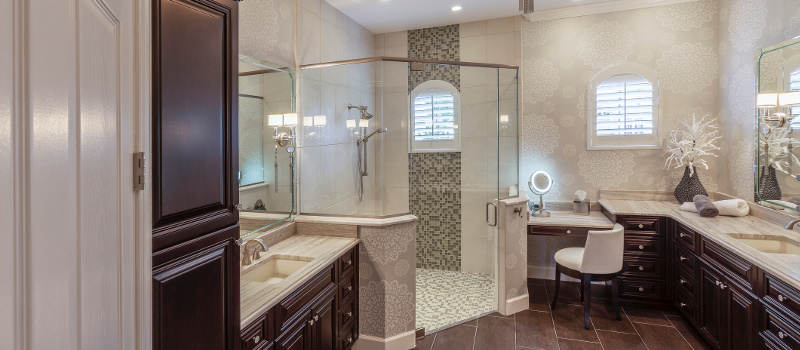 Bathroom Renovations, Davidson, North Carolina