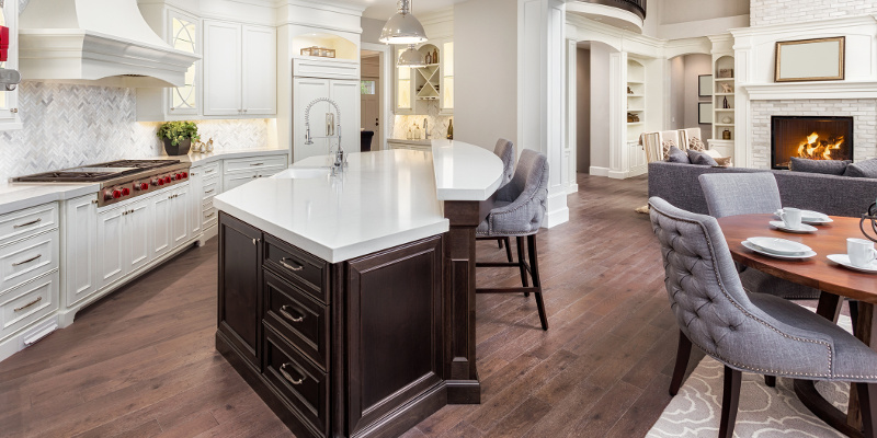 Different Ways to Design Kitchen Islands
