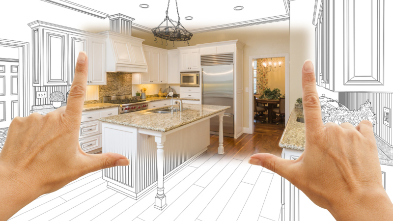 any kitchen remodeling efforts should be tailored to your own lifestyle and preferences