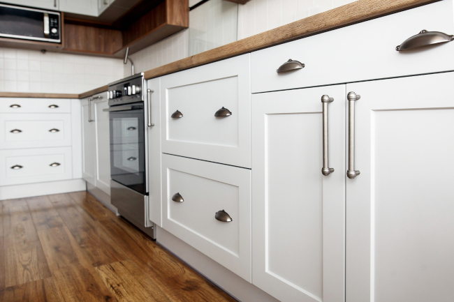 Increase Your Kitchen Storage Space with New Cabinets