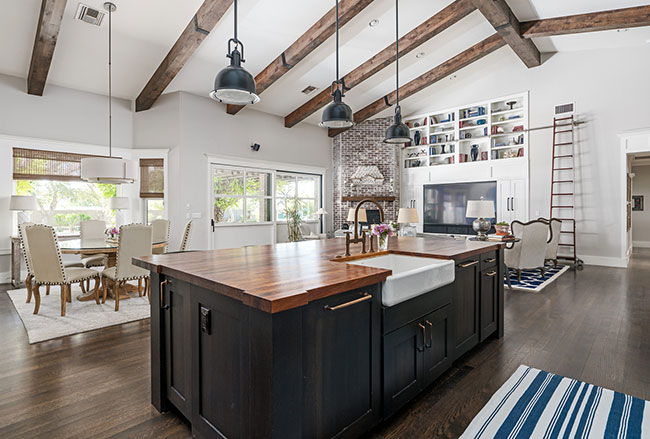 Comparative Guide to Kitchen Islands